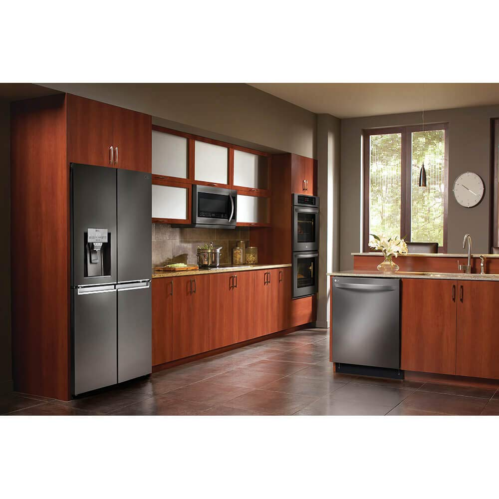 LG LMHM2237BD 2.2 cu. ft. Over-the-Range Microwave Oven with EasyClean by LG (Image #9)