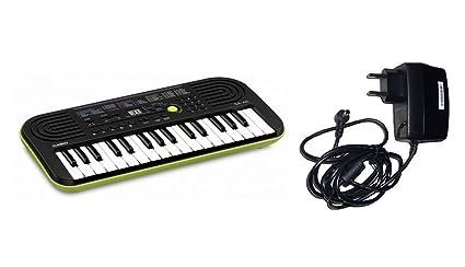 Casio Kids Pack sa46 teclado 32 teclas Mini/Fuente de alimentación