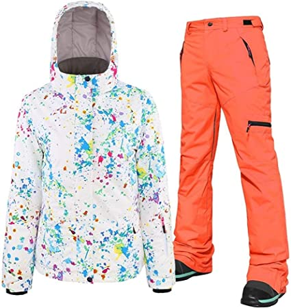 Ensemble de ski Femme ,Veste et pantalon, sport outdoor