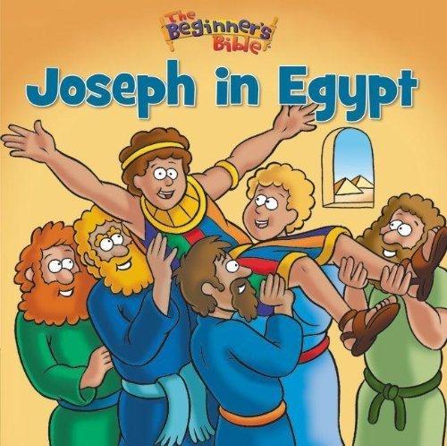 Joseph in Egypt (The Beginner's Bible) by Zondervan (December 24, 2013) Paperback