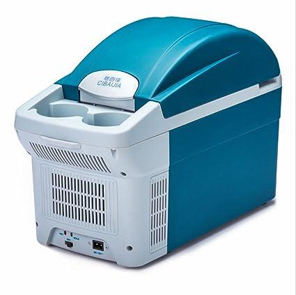Amazon.es: T-Day Neveras de viaje Refrigerador para coche de 8.5 ...