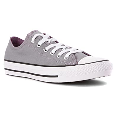 Converse Chuck Taylor All Star Double Tongue Grey Womens 6