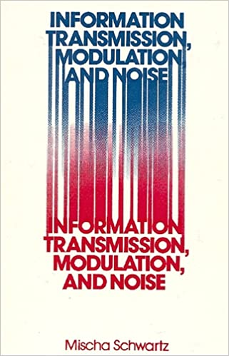 Information transmission modulation and noise mischa schwartz information transmission modulation and noise mischa schwartz 9780070559097 amazon books fandeluxe Gallery