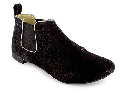 17487b76716d7 Pom D api - Bottine - New Bal Boots Noir - Noir-Pointure 43  Amazon ...