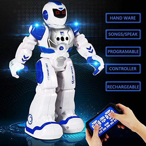 AILUKI Remote Control Robots for Kids