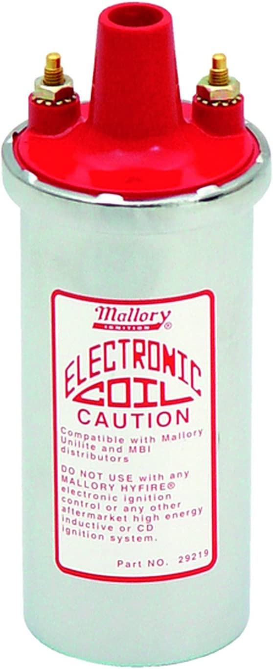 Mallory 29219 Ignition Coil