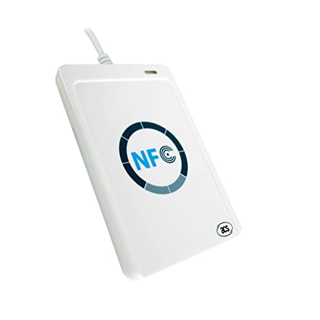 ACS ACR122T NFC READER WINDOWS