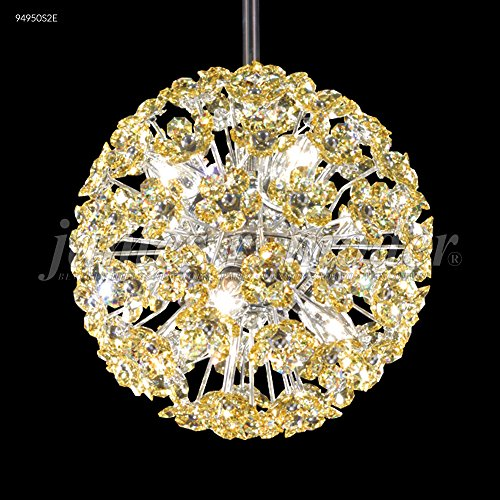 James R Moder 94950S2E Sun Sphere Collection Silver ()