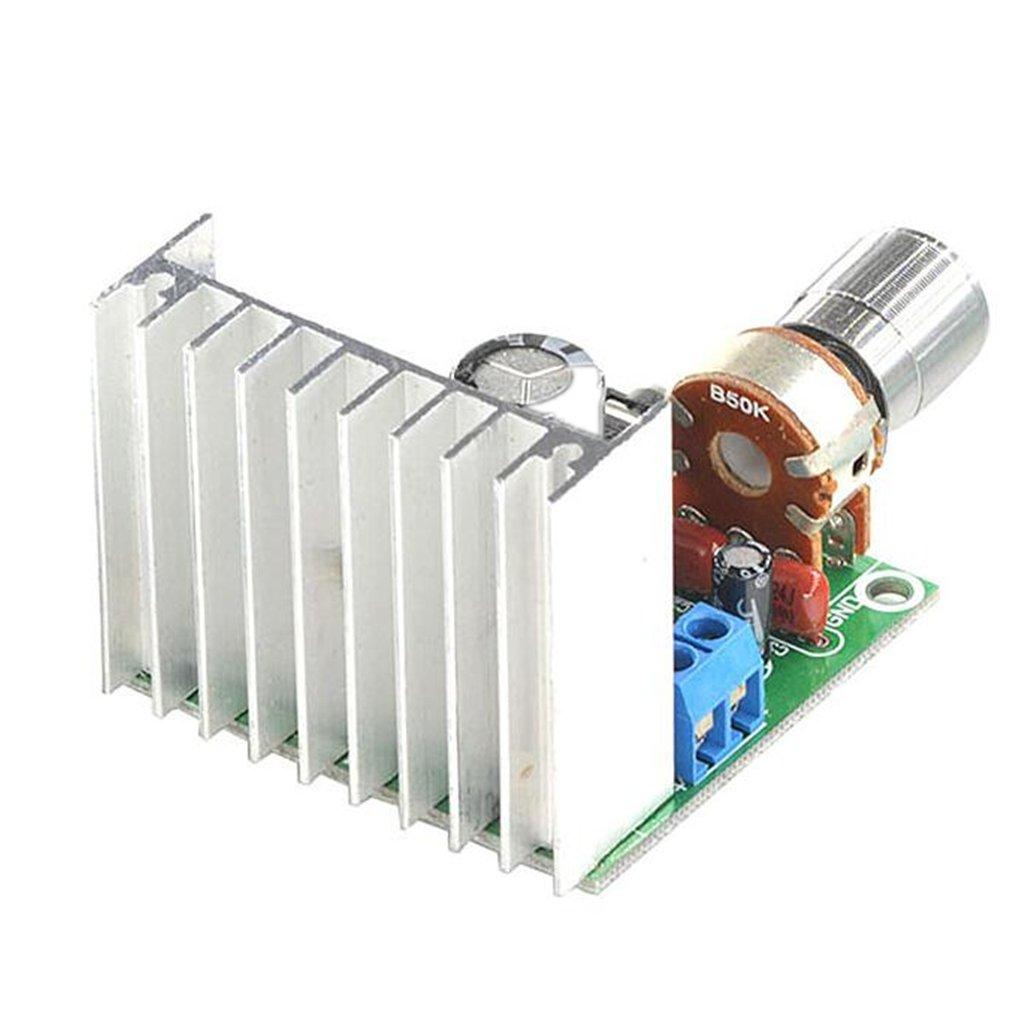 Sharplace Tda7297 Modulo A Doppio Canale Digitale Amplificatore Audio Fai Da Te Kit 2x15W Ac/Dc 12v