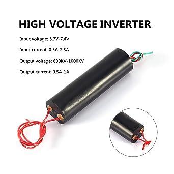 Ultra-high 7.4 V 800KV High Voltage Inverter Arc Generator Module Ignition Coil