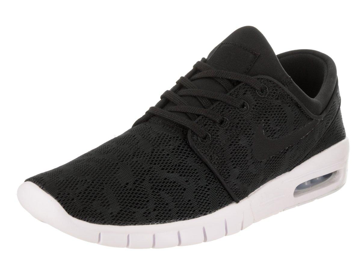 Nike Stefan Janoski MAX, Zapatillas de Skateboarding para Hombre 38.5 EU|Negro (Black / Black / White 022)