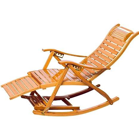 WYJW Sillones reclinables Sillón reclinable Sillón ...