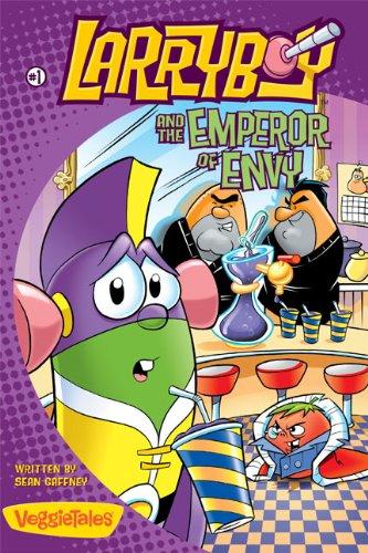 Larryboy Emperor Envy Sean Gaffney product image