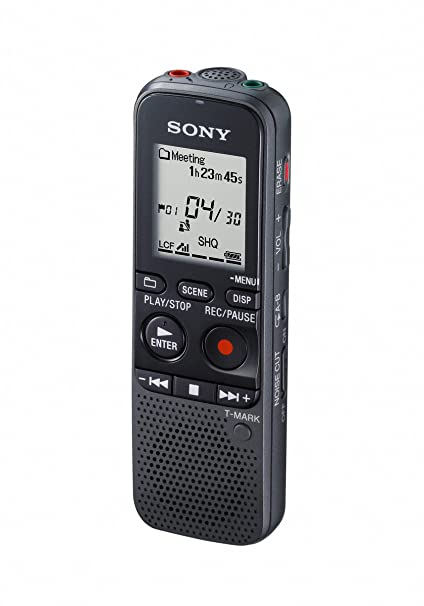 amazon com sony digital flash voice recorder icd px312 electronics rh amazon com  manual do gravador sony icd-px312 em portugues