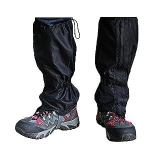 Highlander Walking Gaiters Gaters Walking Hiking Trekking 3 Colours Available