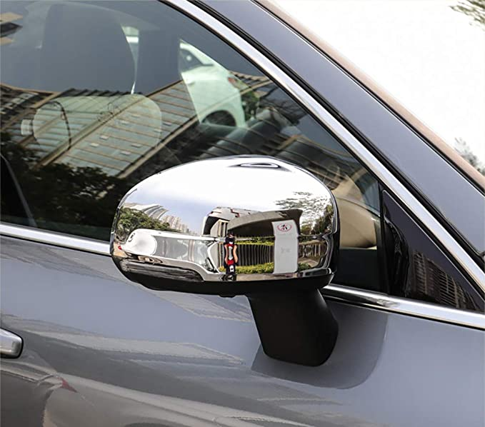 Right Hand Wing Door Mirror Back Cover//Casing Unpainted XC60 14-