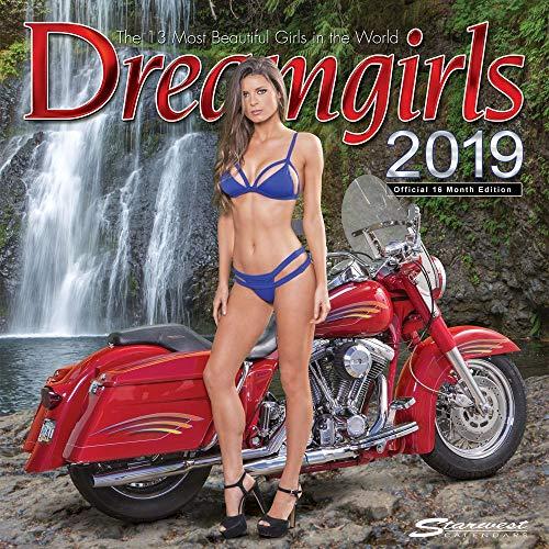 2019 Dreamgirls Wall Calendar, Swimsuit Models by Starwest, Inc.