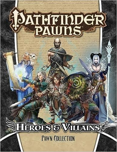 Pathfinder Battles Pawns #111 Tokens Heroes /& Villains