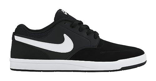 Nike SB Fokus, Zapatillas de Skateboarding para Hombre, Negro (Black/White 002