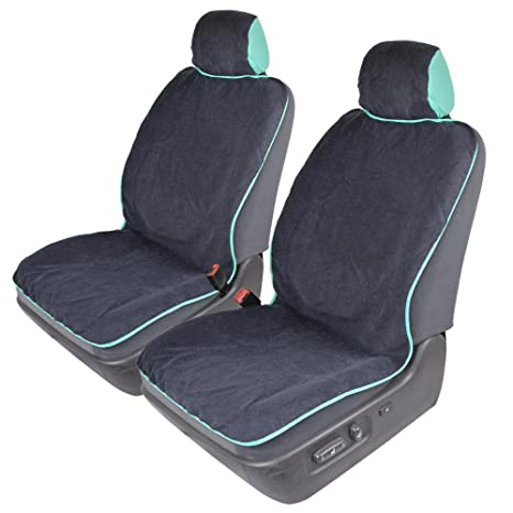 Amazon.com: UltraFit Sweat Towel Auto Car Seat Cover for Yoga ...