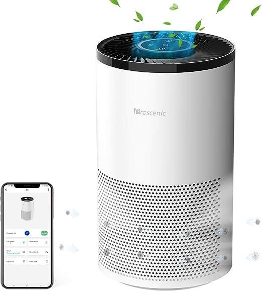 Purificador de Aire compatible Alexa Proscenic A8