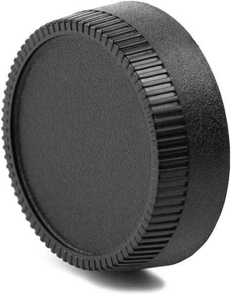 Tappo Obiettivo compatibile con Nikon AF Nikkor frontale PC-E Micro-Nikkor AF-S DX Nikkor AF-S DX Zoom-Nikkor Snap-On: Pinch centrale Coperchio Copertura Cover Cap /Ø 77mm AF-S Nikkor