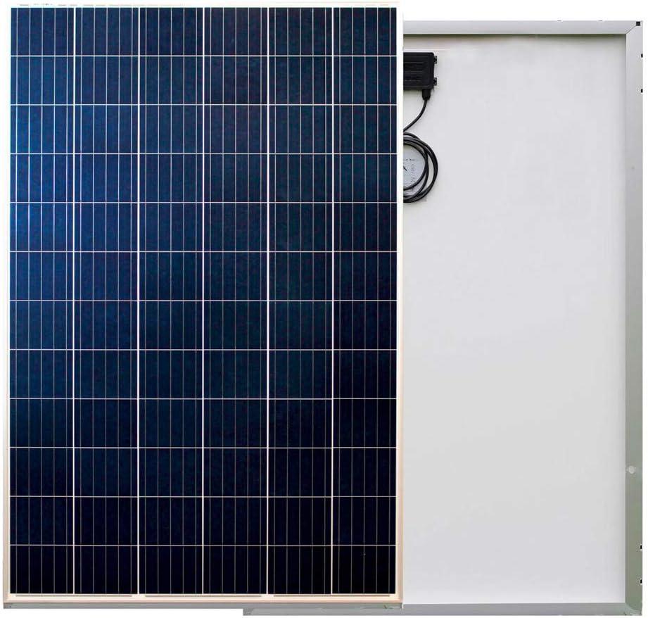 Panel Solar Policristalino PlusEnergy 270W 12V/24V