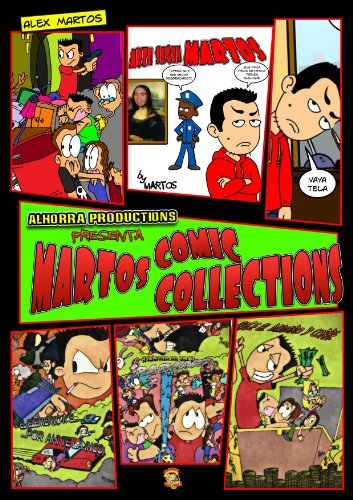 Descargar Libro Martos Comic Collection Alex Martos