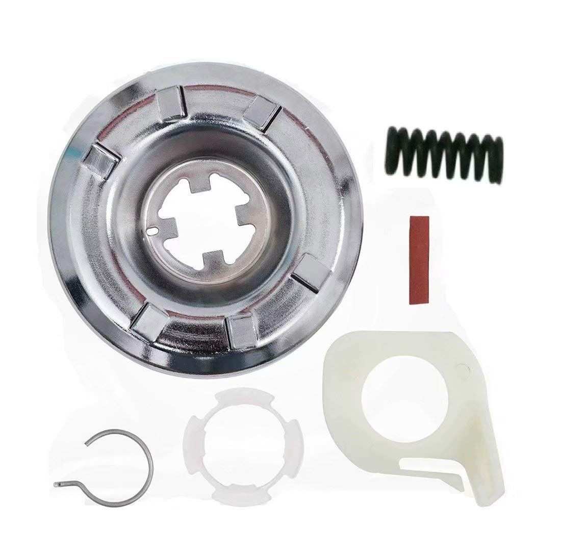 285785 Washer Clutch Kit Replacement -Works with Whirlpool & Kenmore Replaces 285331, 3351342, 3946794, 3951311, AP3094537 (Instruction Included)