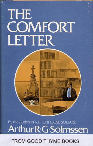Download The comfort letter: A novel pdf epub