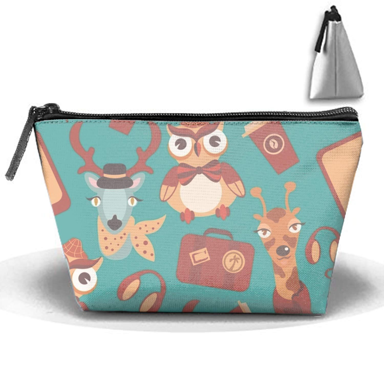 04d52d653f Amazon.com   Makeup Bag Toiletry Bag Toilet Bag Jewelry Storage Bag  Portable (Planet Collision)   Beauty