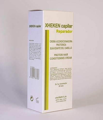 VECTEM XHEKEN Crema Capilar 250 ml