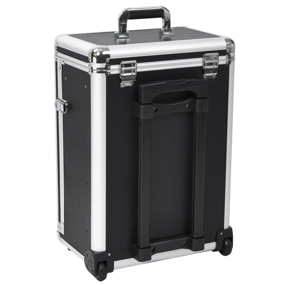 Suitcase With Drawers Amazoncom Aw Pro Rolling Jewelry Makeup Case W Drawers Code