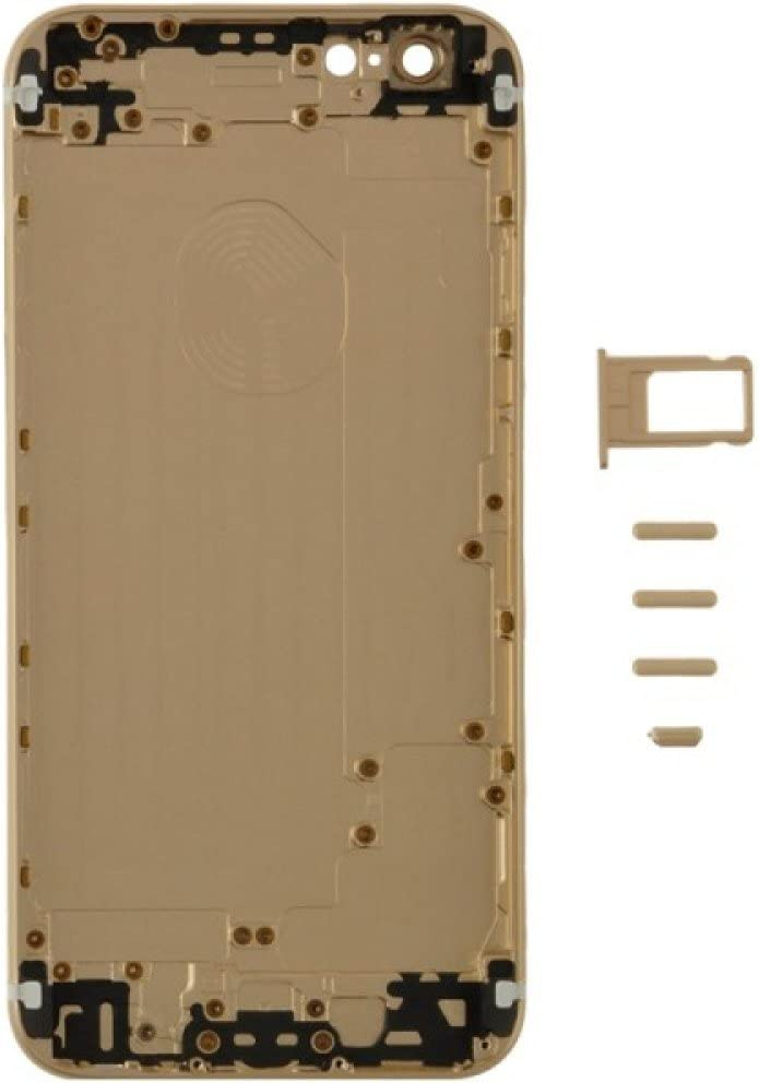 CDMA /& GSM with Glue Card Door for Apple iPhone 6 Gold