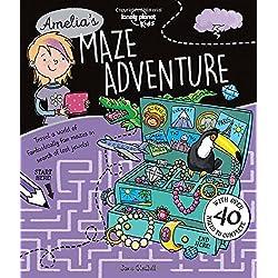 Amelia's Maze Adventure (Lonely Planet Kids)