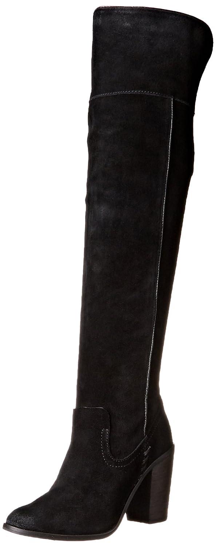 Dolce Vita Women's Orien Western Boot B01H11DXO0 8 B(M) US|Black