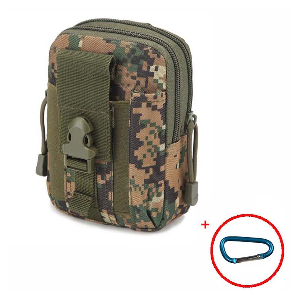 Sun Run bolsa táctica para exteriores bolsa multiusos para usarlo el cinturón