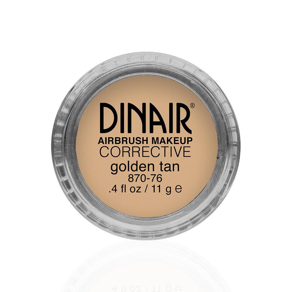 Dinair Makeup Under Eye Concealers (Golden Tan)