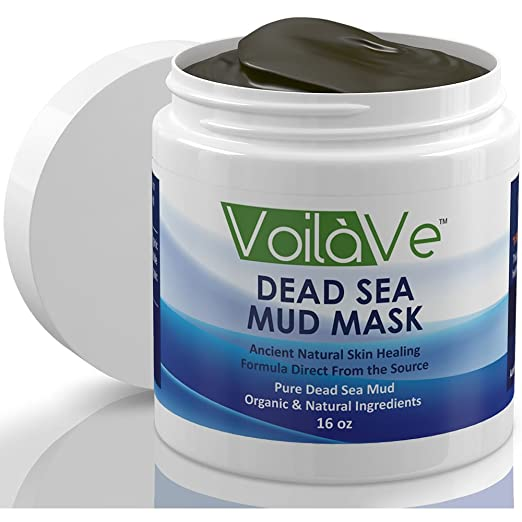 Best Seller: Dead Sea Mud Mask, by Pure Body Naturals