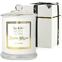 La Jolíe Muse Vela perfumada Jazmín 100% Cera