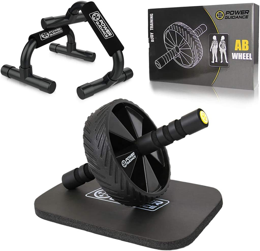 POWER GUIDANCE AB Wheel Push Up Bar