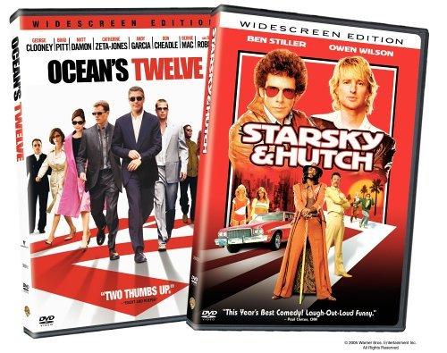 Ocean's Twelve/Starsky and Hutch