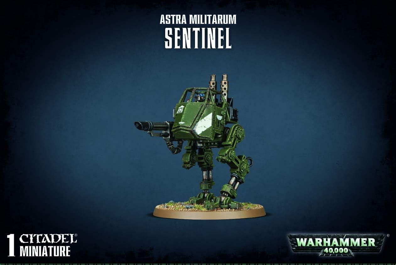 Games Workshop Astra Militarum Sentinelle Warhammer 40,000 1 Citadel Internet