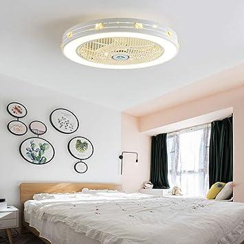 XDDY Fan Deckenventilator Mit Beleuchtung Und Fernbedienung ...