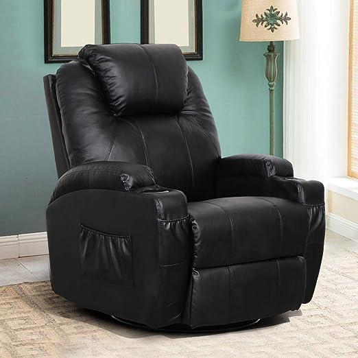 Massage Lounge Recliner - Best for Ergonomic Design