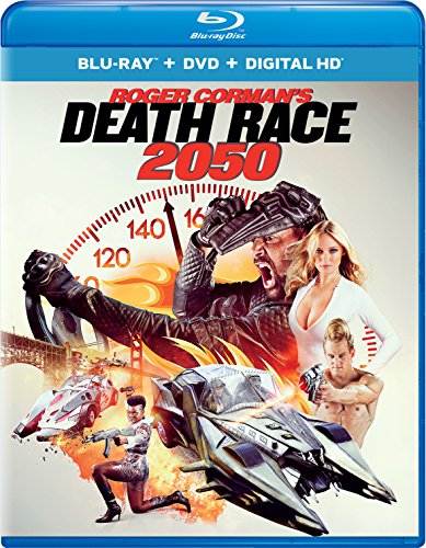 Roger Corman's Death Race 2050 [Blu-ray]