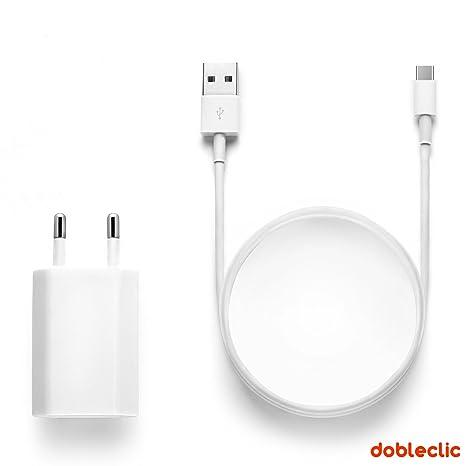 Cargador USB Tipo C de Carga Rápida para Teléfonos, Tablets ...