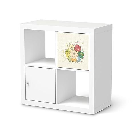 Mensole Ikea Per Camerette.Mobili Adesivo Da Parete Cameretta Bambini Decorazione Per Ikea