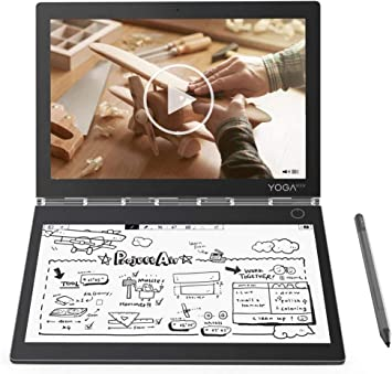 Amazon Com 2019 Lenovo Yoga Book C930 2 In 1 10 8 Qhd Touchscreen Tablet Laptop Computer Intel Core I5 7y54 Up To 3 2ghz 4gb Ram 128gb Ssd Active Pen Touch E Ink Keyboard Fingerprint Reader Windows 10
