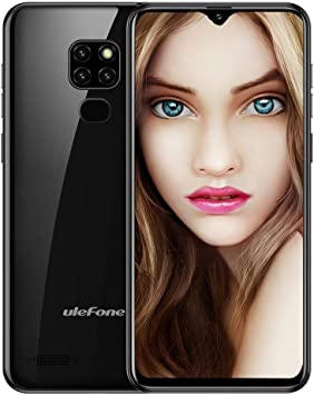 Ulefone Note 7P 4G Móviles 2019, Android 9.0 Smartphone Libres 3GB ...